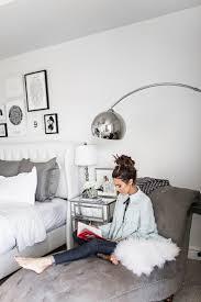 Black Grey And White Bedroom Interiors