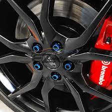 100 Chrome Truck Nuts 20 Pcs Aluminum Extended Wheel Lug WN01 Neo EzAuto Wrap