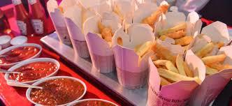 Creative Wedding Food Ideas 1