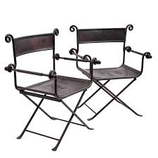 Master Wrought Iron Folding Chairs Pair Of Framed Leather Circa For ... Amazoncom Yaheetech Set Of 2 Outdoor Cast Alinum Patio Chair 360 Details About Vintage School Desk Wooden Cast Iron E H Stafford Lotsa Antique Bench Ends In Stock New Arrivals Green Antique Campaign Daybed Fold Out Iron Casters Victorian French Bakery Pie Stand Plate Rack Chairish Bradley Hubbard Painted Threetier Foliate Plant A Four Bistro Folding Chairs At 1stdibs Orion 1887 School Desk With Legs Olde Good Things Wood And Theater Seats Pair Childrens Leather And For Sale