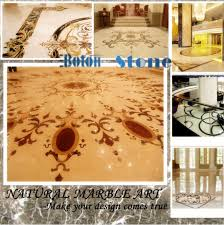 Customized Made Marble Flooring Design