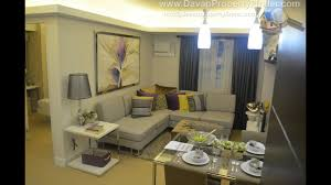 100 One Bedroom Design Model Unit Avida Towers Davao YouTube