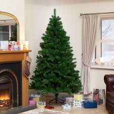 7ft Carson Spruce Instant Shape Christmas Tree
