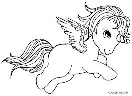 Pegasus Coloring Page Printable Pages For Kids With Colouring Adults