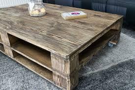 ᐅ tisch aus europaletten palettentisch 120x80 vintage palettenmöbel