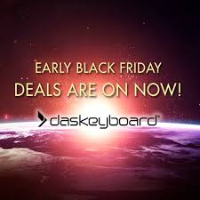 Black Friday Early Access ✓ - Das Keyboard Email Archive Gateron Optical Switches Gk61 Mechanical Keyboard Review Keyboards Coupon Code Bradsdeals North Face Rantopad Black Mxx With Green And Orange Keycaps Logitech Canada Yebhi Discount Codes 2018 Hyperx Launches Its Alloy Elite Fps Pro Top 10 Rgb Keyboards Of 2019 Video Review Macally Backlit For Mac Usb Wired Full Size Compatible With Apple Mini Imac Macbook Air Brown Buckling Spring Ultra Classic White Getdigital Xiaomi 87 Keys Blue Professional Gaming Akko 3068 Wireless Unboxing 40 Lcsc On First Order