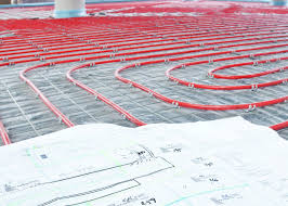 Radiant Floors For Cooling by Rehau Radiant Heating And Cooling Systems