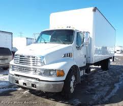 100 Mercedes Box Truck 2005 Sterling Acterra Box Truck Item DV9590 SOLD April