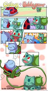 Catbug And Bulbasaur 3
