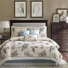 Ducks Unlimited Bedding by Amazon Com 7 Piece Nature Print Inspired Comforter Set Queen Size