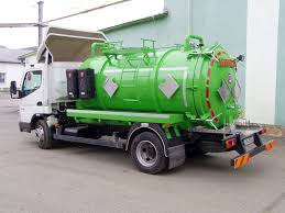 STS KOVO | PRODUCTS | Sewage Suction Tank Trucks (ADR)
