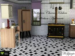 The Sims Resource Victorian Charm Kitchen Appliances By Wolfspryte At TSR