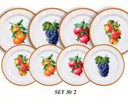 Fruit Decor Kitchen Tropical Wall