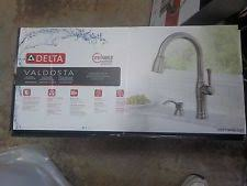 Delta Dryden Faucet Stainless by Delta Home Faucets Ebay