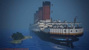titanic survival played by captainsparklez 1 1 scale titanic