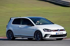 2016 Volkswagen Golf GTi Clubsport review review