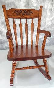 Amish Childs ACORN Oak Hardwood Amish Chair Up To 33 Off Mission Rocker Solid Wood Amish Fniture Poly Collection Clear Creek Seat Cushion For Hickory Rocking Chair Distressed Faux Leather Fabric Wooden High Theaertainmentscom Details About Craftsman Slat Sides Upholstered Madison Qw Chairs On Sale Rockers For Glider Back Oak Childs Threeinone Desk Bow Shown In With A Boston Finish