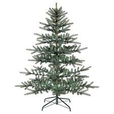 Artificial Douglas Fir Christmas Tree Unlit by 5ft Unlit Artificial Christmas Tree Balsam Fir Everafterguide Com