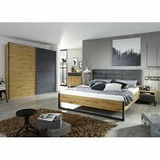 schlafzimmer komplett 180x200 ta 4 tlg eiche anthrazit