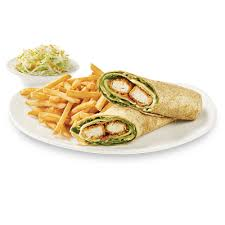 cuisine st hubert st hubert wrap with crispy chicken fillets delivery st hubert