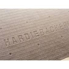 Styrofoam Ceiling Panels Home Depot by James Hardie Hardiebacker 3 Ft X 5 Ft X 1 4 In Cement