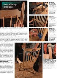 2637 Windsor Rocking Chair Plans - Furniture Plans | Rocking ... Small Rocking Chair For Nursery Bangkokfoodietourcom 18 Free Adirondack Plans You Can Diy Today Chairs Cushions Rock Duty Outdoors Modern Outdoor From 2x4s And 2x6s Ana White Mainstays Solid Wood Slat Fniture Of America Oria Brown Horse Outstanding Side Patio Wooden Tables Carson Carrington Granite Grey Fabric Mid Century Design Designs Acacia Roo Homemade Royals Courage Comfy And Lovely