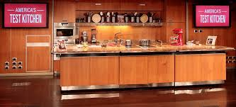America s Test Kitchen board Holland America