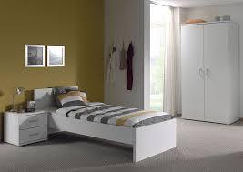 chambre enfants complete chambre complète pour enfant blanche et très moderne