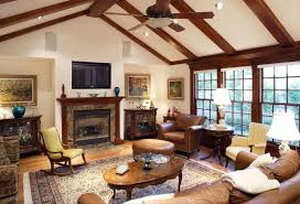 Paint Colors Living Room Vaulted Ceiling by Vaulted Ceiling Ideas Living Room Centerfieldbar Com