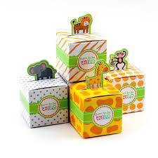 Small 24 Pcs Born To Be Wild Adorable Jungle Safari Zoo Theme Baby