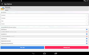 screenshot thumbnail Autostart and StaY