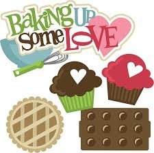 Cooking with Love Clip Art
