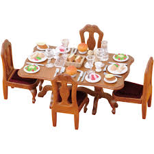 Sylvanian Families Dinner Party Set - £13.00 - Hamleys For Toys And ... Kids Ding Table And Chair Set Fniture Nantucket Coaster Stanton Contemporary Value City China White Nordic Event Party Oval Shape Pedestal For 6 With Brown Painted Also Teak Alinium Folding Portable Camping Pnic Party Ding Table With 4 Johoo Comfortable Plastic Restaurant The Table That Grows To Match The Party Ikea Amazoncom Miniature Tea Colctible Whosale Tables Suppliers Aliba Traditional V Modern Room Sets Expand Tempo And Chairs Granby Merlot 7 Pc Rectangle Woodback