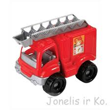 Fire Truck With 30 Building Blocks   Jonelis & Co. - Toys For ... Fire Brigade Large Action Series Brands Fun Toy Trucks For Kids From Wooden Or Plastic Toys That Spray New Engine Dedication Ceremony Saturday March 5 2016 Truck Shoots Balls Wwwtopsimagescom Ladder Amishmade Amishtoyboxcom Amazoncom Paw Patrol Ultimate Rescue With Extendable Tonka Mighty Motorized Games Melissa Doug Giant Floor Puzzle 24pcs Squirts Mini Products Extra Hubley Late 1920s Antique Engines