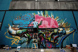 Most Famous Mural Artists by A Leap Forward For Graffiti Art In Malaysia Arteri