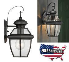 portfolio outdoor wall mounts lights ebay