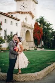 jennifer and chris santa barbara courthouse mural room wedding