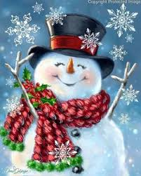 Christmas Blessings Art Cakes Winter Fun Snowman Holiday Ideas Morning Greetings Quotes Happy Soul