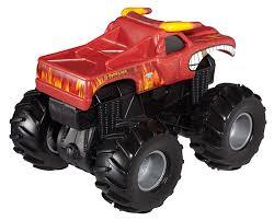 100 El Toro Monster Truck Amazoncom Hot Wheels Jam Rev Tredz Loco Vehicle