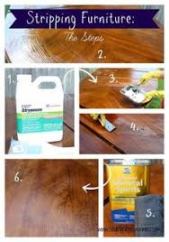 Furniture Stripping Tanks by How To Strip Furniture Diy Furniture Tutorials And Woods