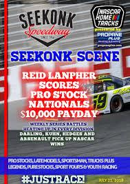 100 Pro Trucks Plus Seekonk Speedway Race Magazine Seekonk Speedway 71918 Joomag