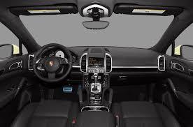 Porsche Cayenne Interior image 14