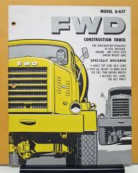 1962 1963 FWD Truck Model 6 627 Construction Sales Borchure And ... Georgia Department Of Public Safety Mccd Regulations Compliance Posting Bridges For Specialized Singleunit Trucks Ppt Download Ohp 1210 Truck Drivers Guide 316indd Ship Coalition Spring Truck Weight Restrictions Start Central Frost Zone Solas News Imos Container Weight Mandate Legal Limits Using Load Iphone App Youtube Woman Drives 30ton Tractor Trailer Across Bridge With A 6ton Limit Heavy Haul Over Sizeweight 3 Research And Data Recommendations Of Past Studies Size Frequently Asked Questions North Dakota State Highway Patrol