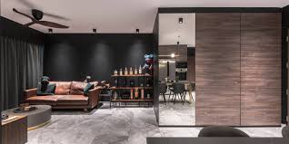 100 Flat Interior Design Images This Minimalist 4Room BTO Will Make Your Atas Condo