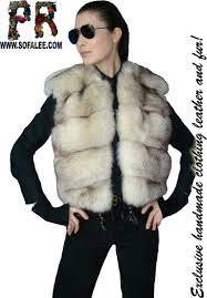 fur vests exclusive leather jackets u0026blazers women u0027s clothes