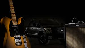 2019 Nissan Titan Rocks Out With Brand-New Fender Audio System - The ...