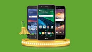 Cricket Wireless 4 unlimited lines for $100 plus a free phone