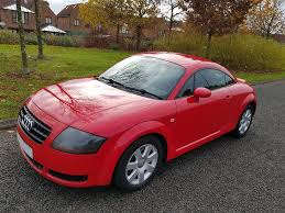 Classic AUDI TT COUPE 180BHP FANTASTIC CONDITION VERY for