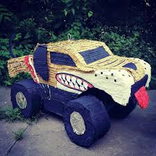 Monster Truck Pinata! #MonsterMutt | Monster Truck Party Ideas ... Dump Truck Pinata Party Game 3d Centerpiece Decoration And Photo Garbage Truck Pinata Etsy Hoist Also Trucks For Sale In Texas And 5 Ton Or Brokers Custom Monster Piata Dont See What Youre Looking For On Handmade Semi Party Casa Pinatas Store Fire Vietnam First Birthday Mami Vida Engine Supplies Games Toy Pinatascom Cstruction Who Wants 2