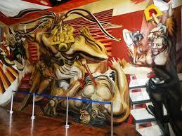 David Alfaro Siqueiros Murales Y Su Significado by Ilustre Municipalidad De Chillán